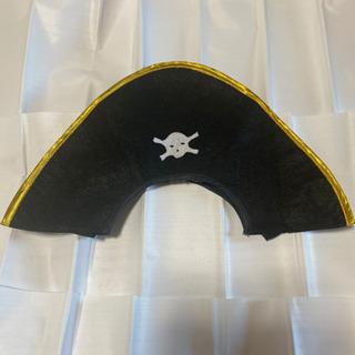 ハロウィン🎃海賊ハット