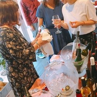 3/20(土)札幌ワインパーティー  ワイン会 ボランティアスタ...