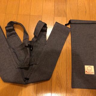 【試着のみ】akoako キャリー 巾着付 定価7,344円