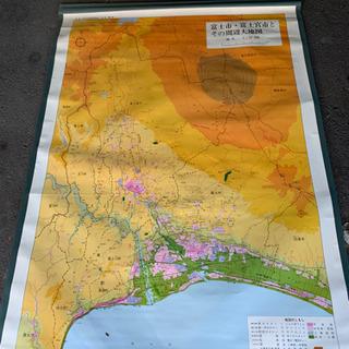 【ネット決済】富士宮 富士 地図