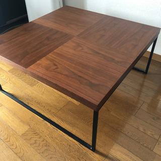 フランフラン ローテーブル リビングテーブル 美品 - 大阪市