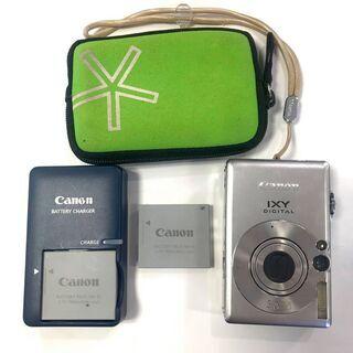 CANON ixy digital 5.0