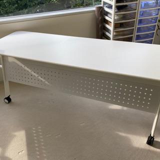 【極美品】ミーティングテーブル 2台