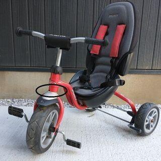 ドイツ製 三輪車 PUKY プッキー シーティ・レッド