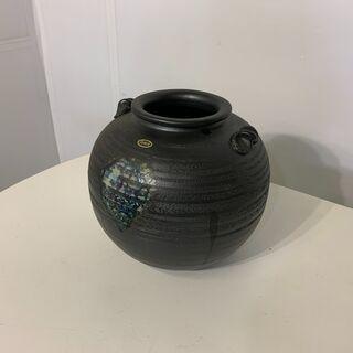 (201029)【70%値下げ】 ★信楽焼 花器 花瓶  壺  ...