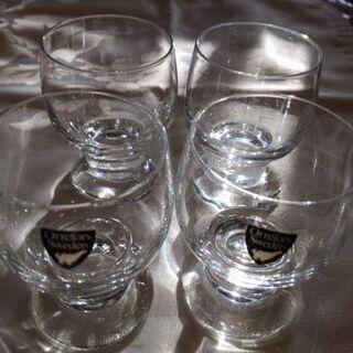 スエ-デン、オルフォ-ス社製リキュールグラス