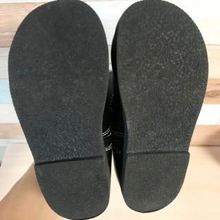 子供ブーツ エンジニアブーツ風 16cm − 高知県