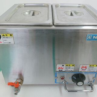 山口)電気卓上ウォーマー BIZ028H(厨房機器専門店)