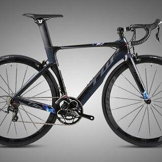 新品★105カーボンロードバイク22速★T10★500サイズ