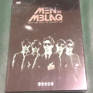 メン・イン・MBLAQ 2011 ザ・ファースト・ライブ・コンサ...