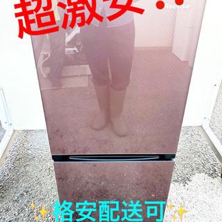 ET920A⭐️Hisense2ドア冷凍冷蔵庫⭐️