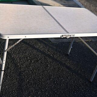 キャンプ用テーブル_③💕💕💕