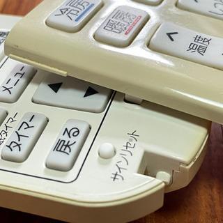 【取引き中】DAIKINリモコンARC472A67 - 家電