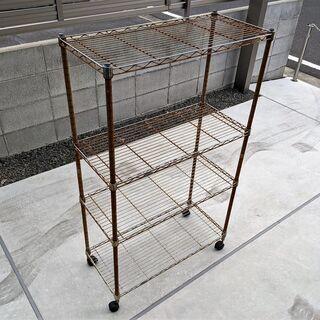 ルミナス スチールラック メタルラック(検索用:植木鉢台、植木台...