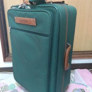 LANCELのスーツケースです。値下げしました。