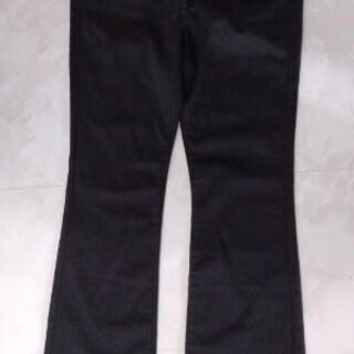 Bobson Hot Jeans★W63黒★新品