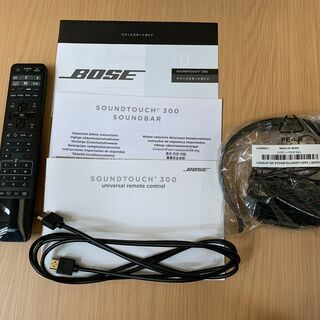 BOSE sound touch300 中古美品 - 売ります・あげます