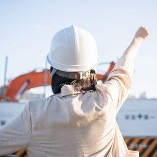 やる気重視!建設業の事務作業、管理★