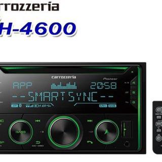 パイオニア FH-4600 2DIN