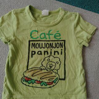 ムージョンジョン 半袖Tシャツ 95cm