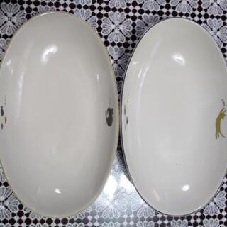 猫ちゃんお皿 2枚
