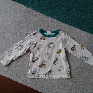 ムージョンジョン 長袖Tシャツ 95cm