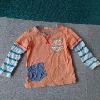 3can4on 長袖Tシャツ 95cm