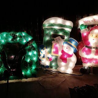 クリスマスイルミネーション 再提出