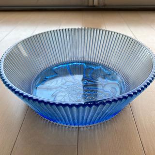 昭和レトロなガラスの器