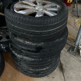 軽用 15インチ タイヤ ホイール