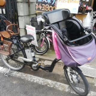 🌈感謝セール🌈先着1名様🌈🔴3人乗りチャイルドシート、電動自転車...
