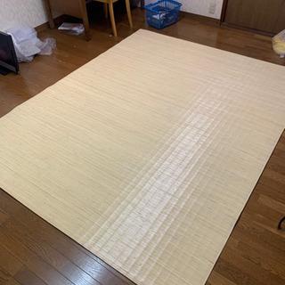 涼み 竹 シーツ 竹マット 美品