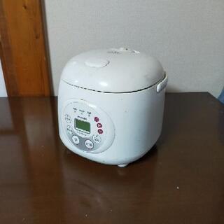 炊飯器3合