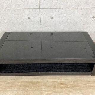急募★4*106 ガラス サイドテーブル ローテーブル センター...