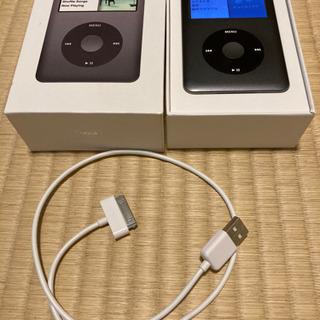 iPod classic 120GB Black