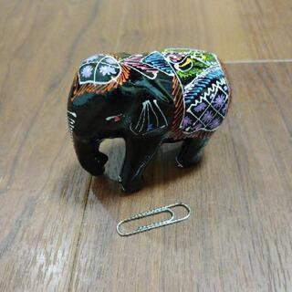 バリ島の象の置物?
