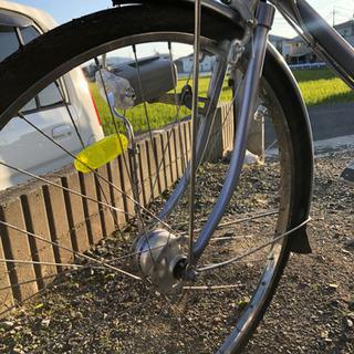 (商談中)27インチの自転車です - バイク