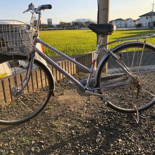 (商談中)27インチの自転車ですの画像