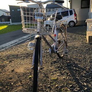 (商談中)27インチの自転車です - 近江八幡市