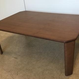<美品>折りたたみ座卓テーブル・90×60