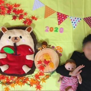 【11月17日⋅26日増席2】赤ちゃんとにこにこヨガ&秋の手形足...