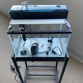 水槽セット 海水魚で使用