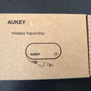 【ネット決済・配送可】AUKEY Bluetooth トランスミ...