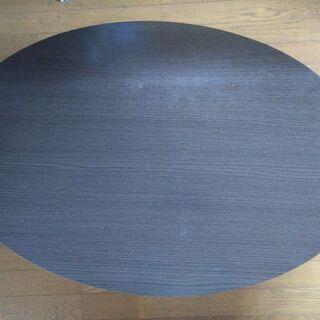 円卓 折り畳みテーブル 中古品