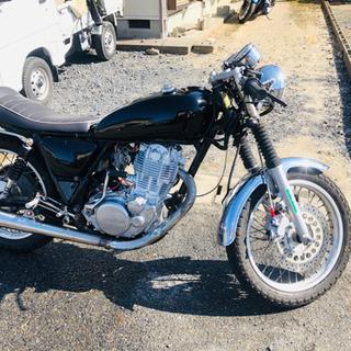 カスタム多数! YAMAHA(ヤマハ) SR400 RH0…