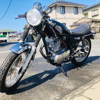 カスタム多数! YAMAHA(ヤマハ) SR400 RH01J  近場なら陸送無料! − 滋賀県