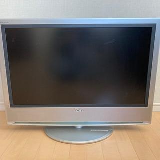 【差し上げます】SONY BRAVIA32型液晶テレビ