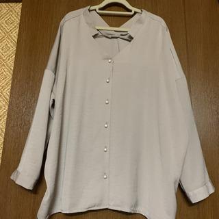 Discoat     シャツ ブラウス  Lサイズ