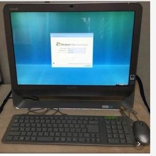 パソコン VAIO デスクトップ