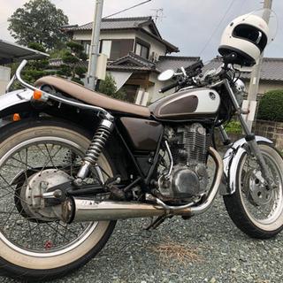 【ネット決済】ヤマハ SR400車検たっぷり